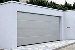 Garagedeur Type R40 Macro Rib