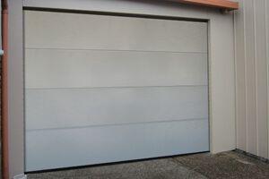 Garagedeur Type R40 Microrib