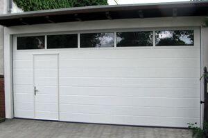 Garagedeur Type R40 MidRib