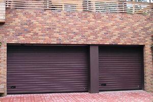 Garagedeur Type TL Rib