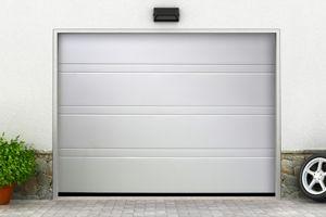 Garagedeur Type R40 TopRib