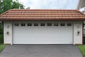 Garagedeur Type R40 Casette