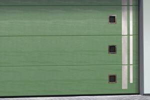 Garagedeur Type R40 Flush